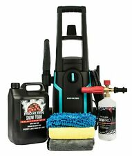 More details for prokleen electric pressure washer high power jet car wash kit cleaner patio