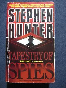 Tapestry of Spies [Mass Market Paperback] Hunter, Stephen