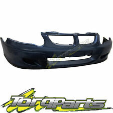 FRONT BAR COVER SUIT HOLDEN COMMODORE VX 00-02 EXECUTIVE BUMPER