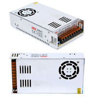 10x 12V DC 30A 360W Regulated Switching Power Supply For LED String Strip Lights