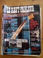 magazine le haut-parleur  n° 1673 Octobre 1981