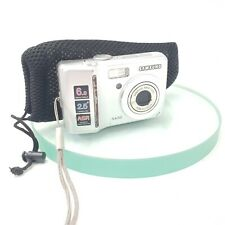 Samsung S630 6.0MP Digital Camera - SILVER- TAKES AA BATTERY - FULLY TESTED #777