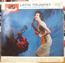 HAZY OSTERWALD SEXTET LATIN TRUMPET GERMAN PRESS LP POLYDOR 1965