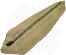 NEW MILITARY M-1949 ARCTIC MOUNTAIN SLEEPING BAG 100% DOWN FEATHER FILLED LARGE