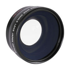 NEW HD Super Wide Angle 67MM + Macro Lens for Canon EOS REBEL 77D WITH 18-135MM