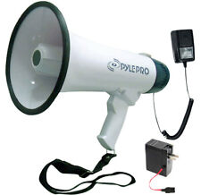 Pyle Pmp45r Professional Dynamic Megaphone With Recording Function/detachable