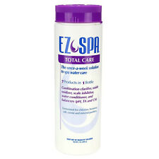EZ Spa EZSTC2 Hot Tub Total Care Weekly Water Chemical Treatment Blend, 2 Pounds