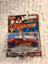 2004 Spider-Man Maisto Dodge Concept Vehicle