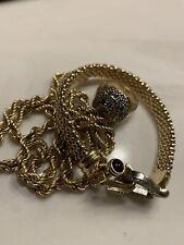 14 k solid gold  Lot Bracelet Necklace Ring 50.49 Grms