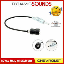 CT27AA32 DIN Car Radio Stereo Aerial Antenna Adaptor Lead For Chevrolet
