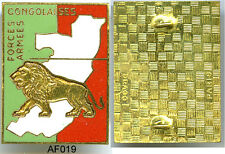 AF019 - CONGO - FORCES ARMEES