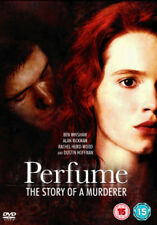 Perfume - The Story of a Murderer DVD (2007) Ben Whishaw ***NEW***