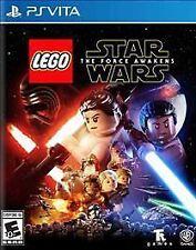 LEGO STAR WARS:FORCE AWAKENS VITA ACT NEW VIDEO GAME