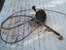 1998 YAMAHA KODIAK 400 4WD HAND SELECTOR WITH CABLE