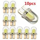 T10 194 168 W5W COB 8SMD LED CANBUS Silica Bright White License Light Bulbs New