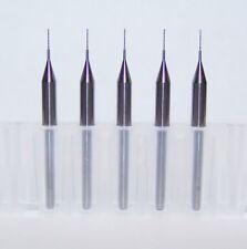 5 87 0100 Micro Carbide Drills Kyocera For Pcb Plastic 225 0100150