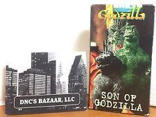 Son Of Godzilla 1997 Anchor Bay (VHS)
