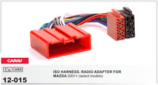 CARAV 12-015 Conector ISO OEM Radio Adaptador MAZDA 2001+ (varios modelos)