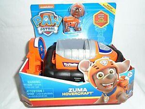 "Nickelodeon Paw Patrol Zuma's Hovercraft ""NEW"""