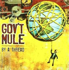 GOV'T MULE - BY A THREAD  CD NEU