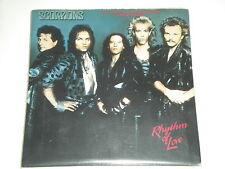 "SCORPIONS CD MAXI SINGLE "" RHYTHM OF LOVE "" 1988"