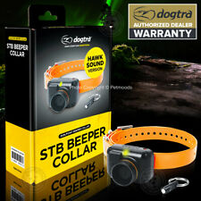 Dogtra STB Beeper Extra Collar HAWK Sound Version for Upland Hunting Gun Dog