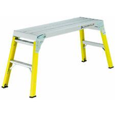 Louisville Ladder 3 Ft Type Ia Fiberglass Step Stool Platform L 3041 03 New