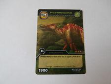 Carte Dinosaur King Prosaurolophus Aventure Spatio-Temporelles !!!