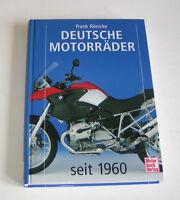 Deutsche Motorräder - BMW, Hercules, Münch, MZ, MuZ, Maico und viele weitere!
