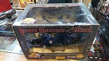 ULTIMATE SOLDIER 1/6 SCALE GERMAN MOTORCYCLE & SIDECAR MISB - SEALED !!!