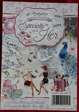 Hunkydory The Little Book of Especially for Her - 144 Pages BN