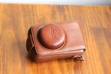 GENUINE LEICA LBC-01 LEATHER CASE  for  LEICA D-LUX 2/3/4/5    18689