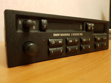 BMW Bavaria C Reverse RDS Original Radio for E28 E31 E30 E32 E34 E36 etc.
