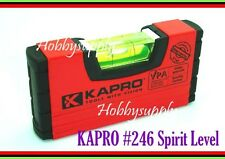 KAPRO #246 Spirit Level Picture Hanging size: 100 x 50mm x 1
