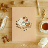 [Sweet Pink] 2017 Molang Diaries Planner Journal Scheduler Organisers Rabbit