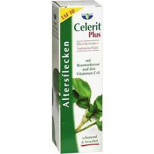 CELERIT Plus Lichtschutzfaktor Bleichcreme 25ml PZN 1094799