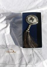 6-3 - Silver pin with horsehead & horsehair by Montana Silvermiths new in box