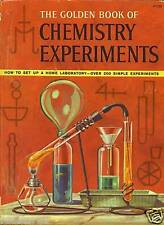 "The ""BANNED"" & ""RARE"" Golden Book of Chemistry Experiments BOOK ON CD in .pdf"