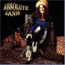 JANIS JOPLIN - ABSOLUTE JANIS NEW CD