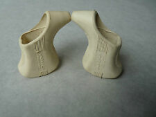 Modolo brake lever hoods Tradional White color Vintage Road Racing Bicycle NOS