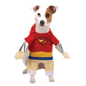 Casual Canine SUPERHERO Dog Halloween Costume XS - XL