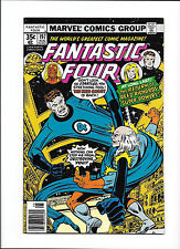 "FANTASTIC FOUR #197  [1978 FN]  ""THE RETURN OF REED RICHARDS' SUPER-POWERS!"""