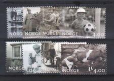 NORVEGE Yvert n° 1274/1281 neuf sans charnière