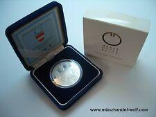 100 Schilling Silber 1992 Karl V. PP