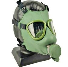 New Serbian Gas Mask Respirator Unissued Military Nbc Protection 60mm Size Large