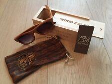 "Wood Fellas Sonnenbrille Holz Handmade Modell ""Munich"""