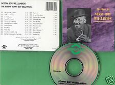 Sonny Boy Williams-CD-THE BEST OF-CD di 1986-come nuovo!