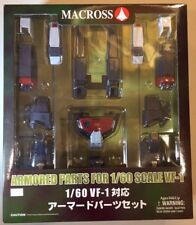 New Sealed Yamato Macross 1/60 Armored Parts For VF-1 Valkyrie