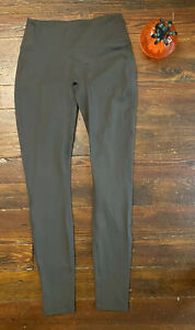 FABLETICS Gym Yoga Athletic Tight Leggings Pants Size S Fitted Olive Green