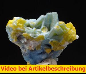 7952 Pyromoprhit Plumbogummit ca 3,5*4,5*2 cm Yangshuo China 2014 MOVIE